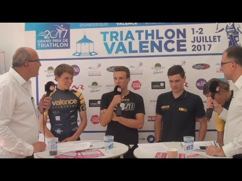 """Rediffusion"" du Direct du Grand Prix de Triathlon à Valence"