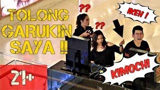 Minta DIGARUKIN, Malah TERIAK IKEH KIMOCHI (21+) - PRANK INDONESIA
