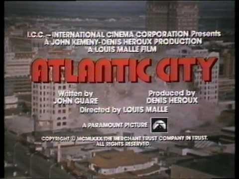 Atlantic City trailers