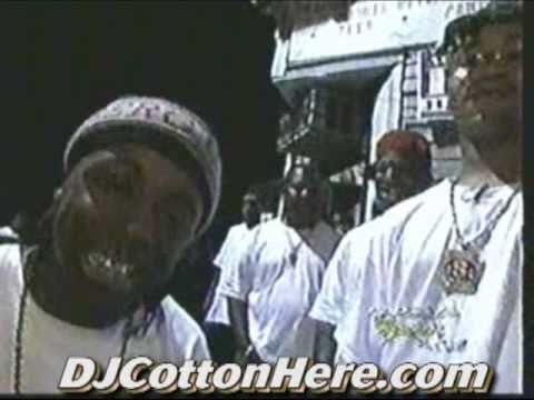 Lil Wayne, Juvenile & Birdman in the Magnolia Projects (Rap City August 1999) *RARE*