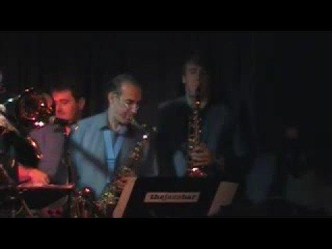 Spectrum Soul at The Jazz Barr Edinburgh