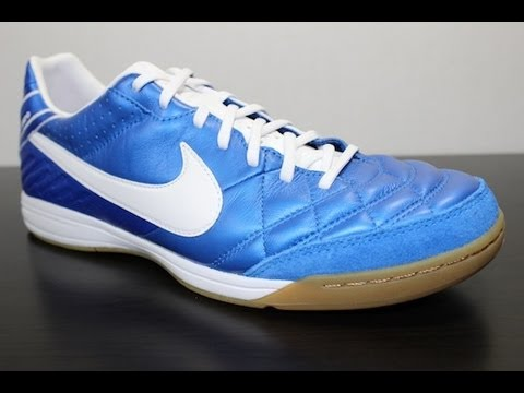 outlet store abce4 6e583 nike tiempo legend 4 blue