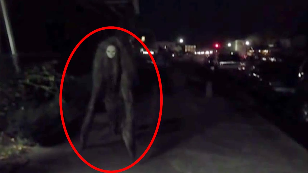 top 15 shocking horrifying things caught on tape at night youtube