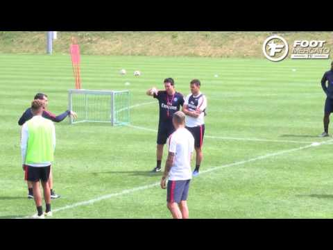 PSG : Unai Emery pose les bases du nouveau PSG