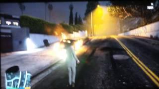 Gta 5 ( Michael Vs Police ) Hard