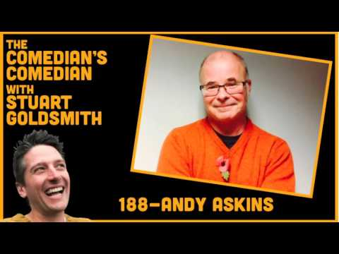 The Comedian's Comedian - 188 - Andy Askins