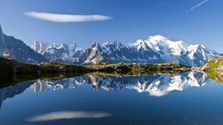 GoPromovie: hiking in Chamonix, amazing Mont Blanc views