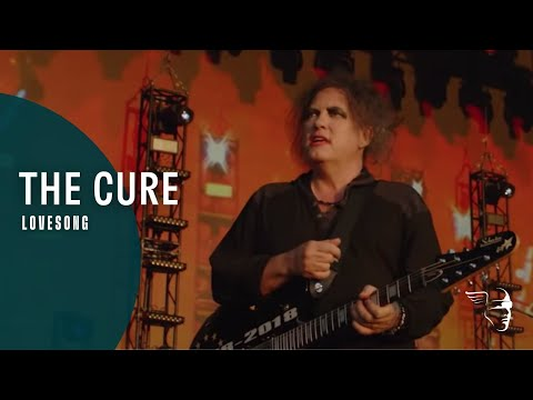 Watch the Cure play 'Lovesong' at 40th anniversary show in exclusive clip from concert doc