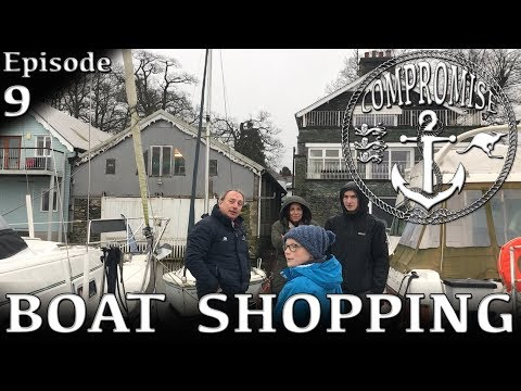 09 Boat shopping - Beneteau Oceanis 36CC - Sailing SV Compromise
