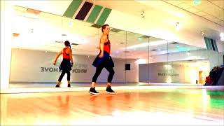 Pippa T Zumba® - Havana by Camilla Cabello ft Daddy Yankee - Dance Fitness Choreography
