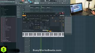 Tropical Trap Beat Tutorial