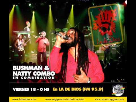 Bushman & Natty Combo En Combination [2011 En La De Dios]