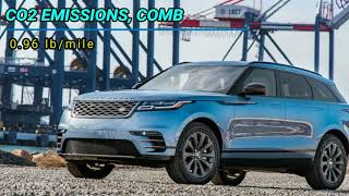 2018 RANGE ROVER VELAR R DYNAMIC SE FULL REVIEW