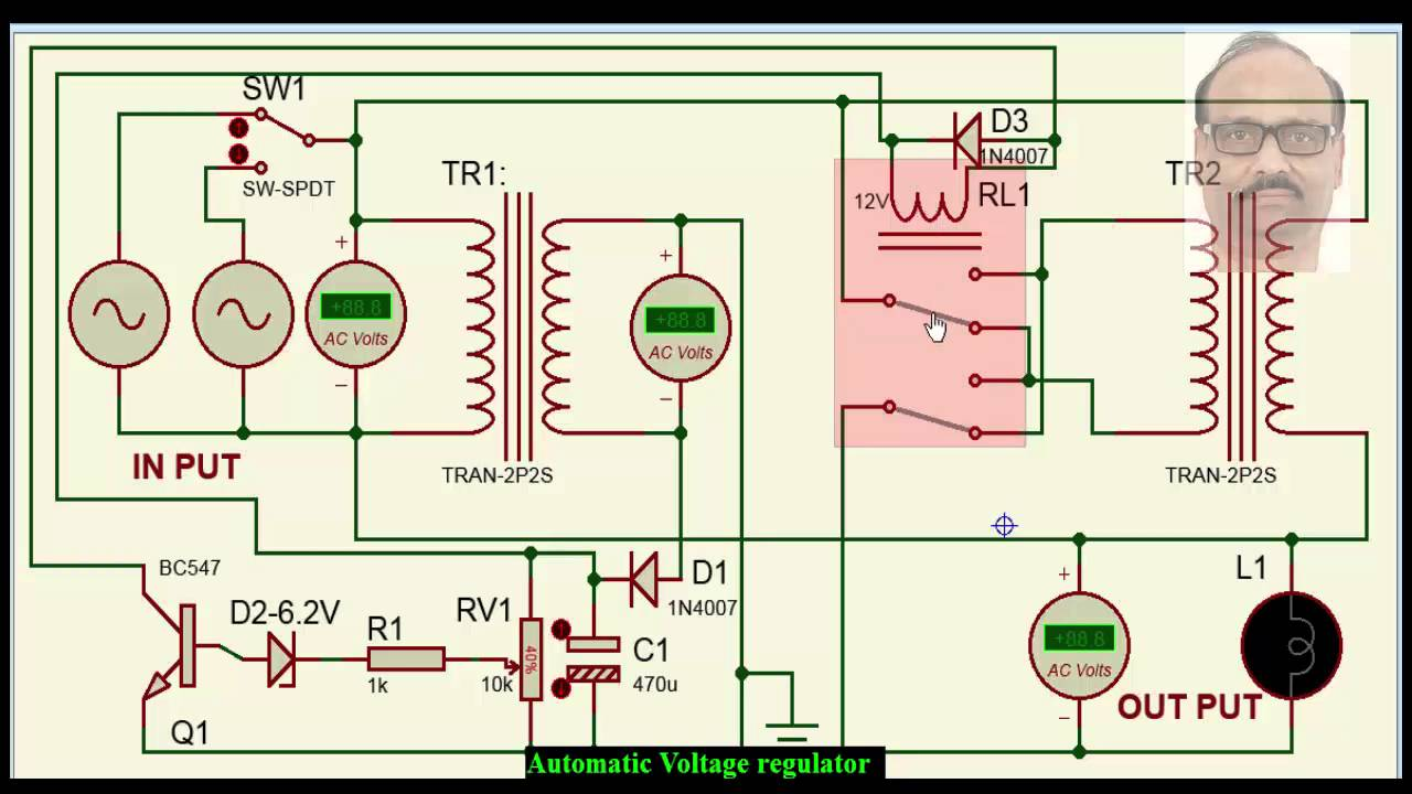 ac voltage stabilizer circuit diagram wiring diagram schema Wiring Circuits voltage stabiliser stabilizer youtube switch circuit diagram ac voltage stabilizer circuit diagram