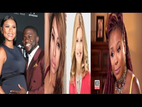 Kevin Hart's Sidechick/Extortionist Hires LISA BLOOM+Torrei Hart opens up about his Mcrib!!
