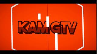 Intro - Professional 2D - Orange | Kam Gamer Tv - Live