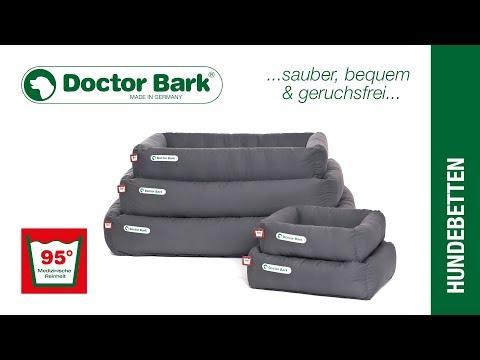 Doctor Bark Hundebetten - hygienisch, orthopädisch und geruchsfrei