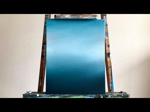 How to Blend Acrylic Paints Like Oils