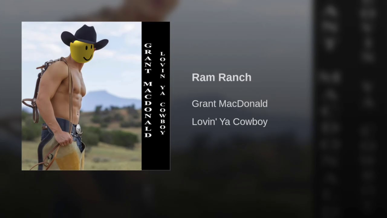 Ram Ranch Roblox Id Bypassed Ram Ranch Roblox Death Sound Youtube
