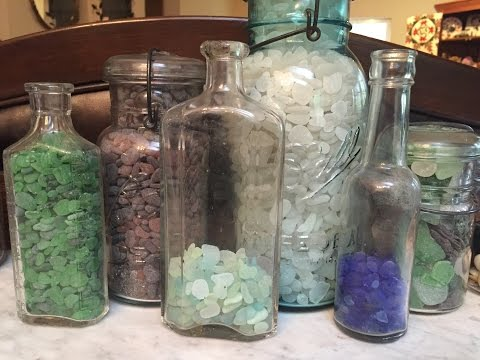 Sea Glass Types- How to Grade and Evaluate Sea Glass Quality and Rarity