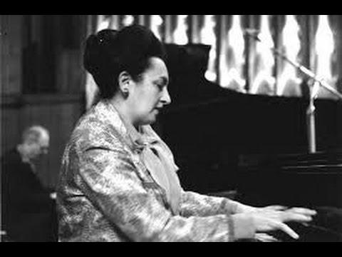 Yvonne Loriod plays Debussy Études (1-3)