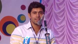 Malayalam Actor Nivin Pauly -About his Engineering Days, Love & Dialogues @Thejus Engg. College-Sub.