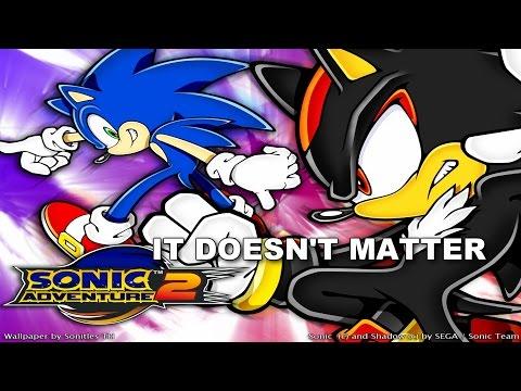 [SONIC KARAOKE] Sonic Adventure 2 - It doesn't matter ver.2 (Ted Poley & Tony Harnell) [WATCH IN HD]