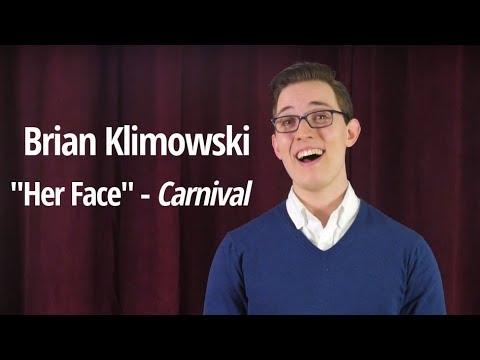"""Brian Klimowski - """"Her Face"""" - Carnival"""