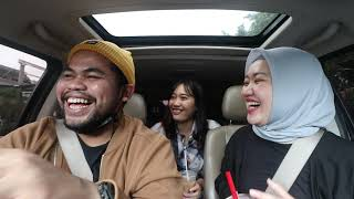 NO CUT NO EDIT PART 6 | NYOBAIN DRIVETHRU & ICE CREAM WENDY'S MALAH NEMUIN MINUMAN ENAK!!!