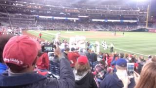 Бейсбол Вашингтон 2016. 1