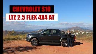 Testamos a Chevrolet S10 LTZ 2.5 Flex 4x4 AT, por Emilio Camanzi