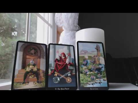 Repeat ARIES September 2016 Monthly Intuitive Tarot