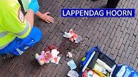 Politie Hoorn - Dienst tijdens Lappendag 2019 - Toezicht, mishandeling & overlast