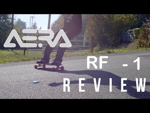 Aera Trucks RF-1 - MotionBoardshop Review