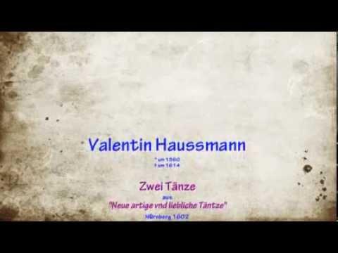 Valentin Haussmann: Zwei Tänze