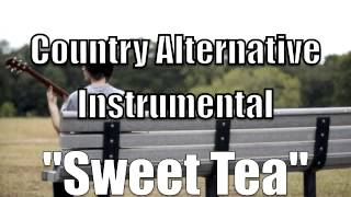 "Country Alternative (Instrumental / Beat) ""Sweet Tea"""