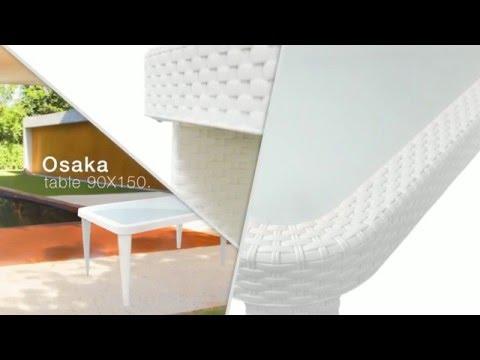 Osaka table 90X150