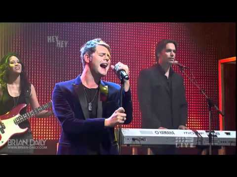 Brian McFadden - Mistakes (Live on Hey Hey It's Saturday) - October 16