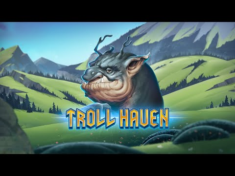 Troll Haven. New slot by Endorphina