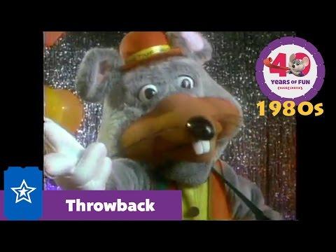 40 Years of Fun - 1980s | Showbiz Pizza (Throwback)