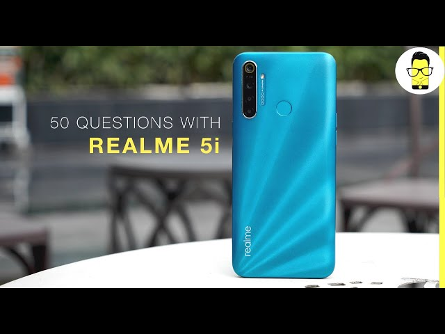 Realme 5i - 50 questions with Mr. Phone #1