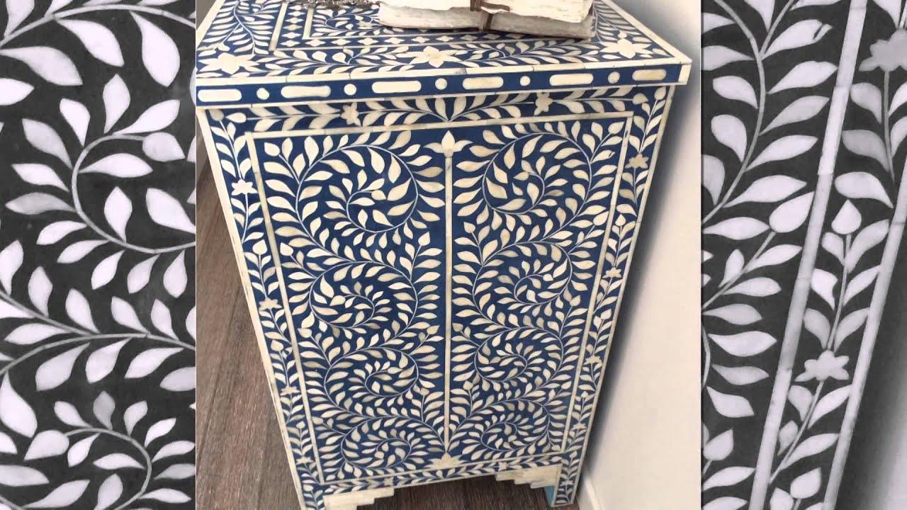 La Boheme   Bone Inlay Furniture 2015   Short Version