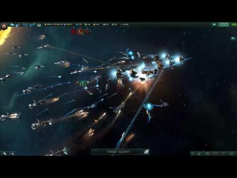 Stellaris - Space Combat