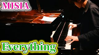 【Piano Cover.】MISIA「Everything」【よみぃ】