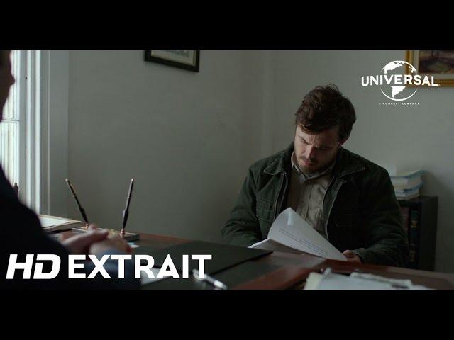 """Manchester by the sea / Extrait """"Le Testament"""" VF [Au cinéma le 14 décembre]"""