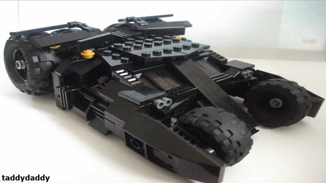 How to make a Lego Tumbler  YouTube
