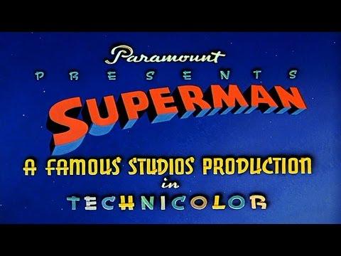 The 1941-1943 Fleischer Studios Superman...