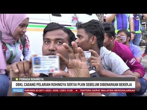 Peniaga Rohingya: Kebal Dengan Kad UNHCR
