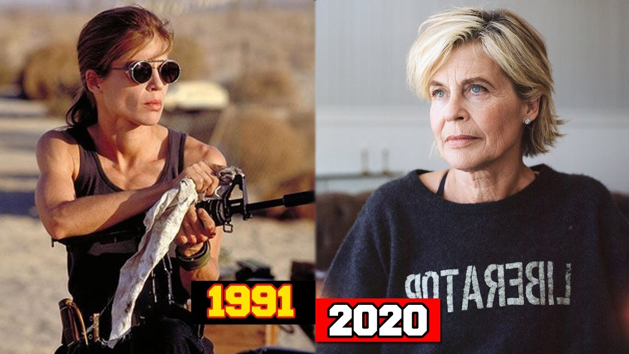 Terminator 2 (1991) Cast ☆ Then and Now 2020 - YouTube