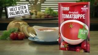 TOROtipset:Original tomatsuppe
